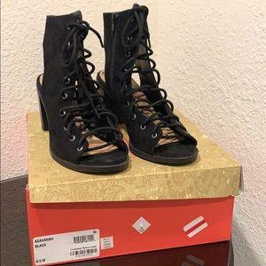 American Rag heels